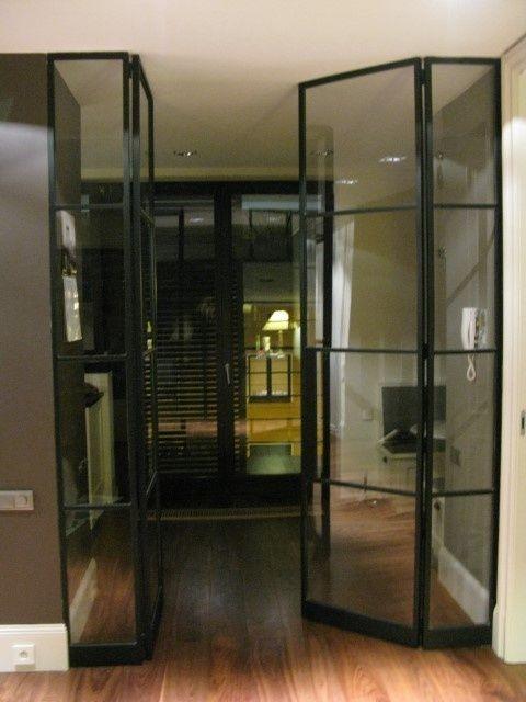 Drzwi Loftowe / Industrialne